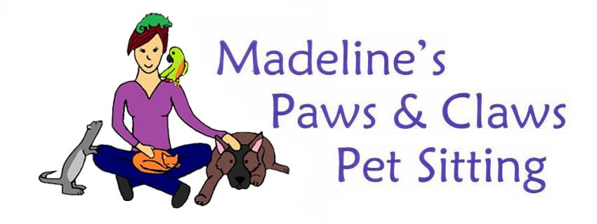 Madeline's Paws & Claws Pet Sitting